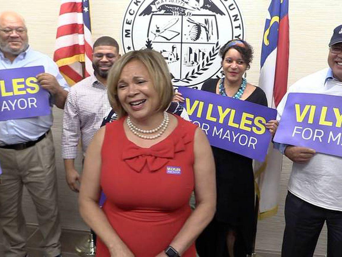 Charlotte Mayor Vi Lyles endorses Mike Bloomberg in presidential race