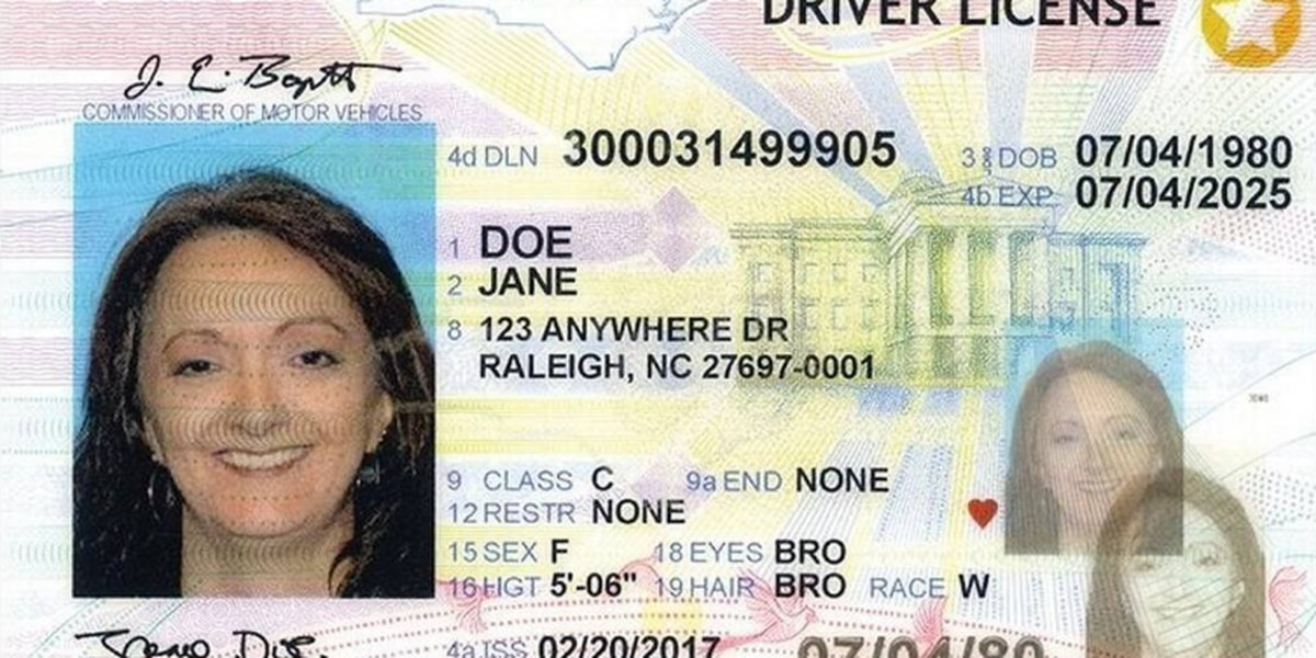 Getting a REAL ID in NC? Make sure you take these documents to the DMV.