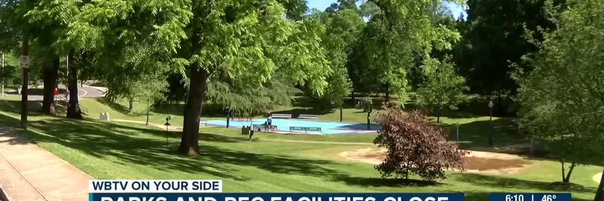 Some Parks and Rec facilities close in Mecklenburg County