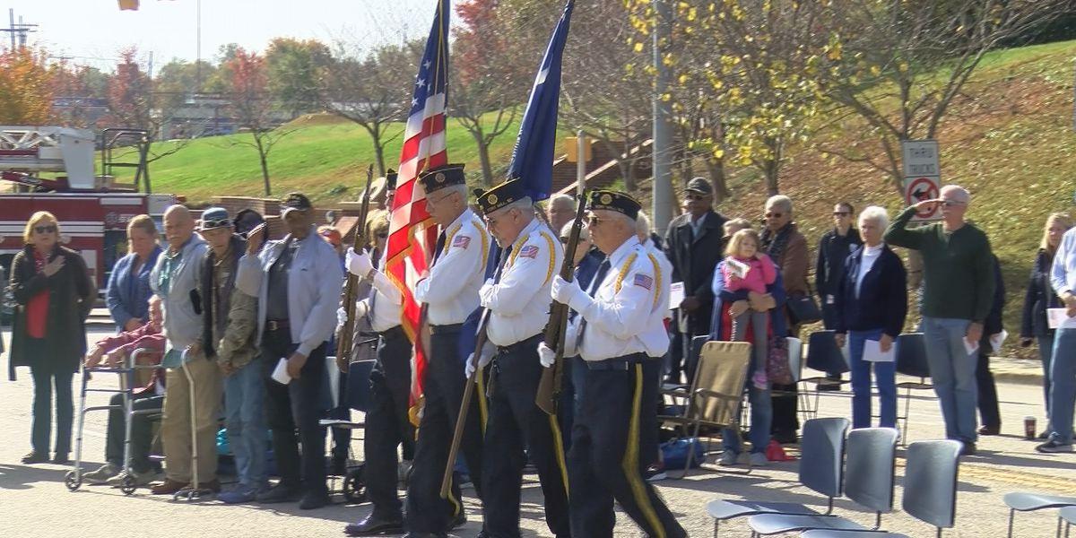 Fort Mill honors veterans through annual celebration at Veterans Park
