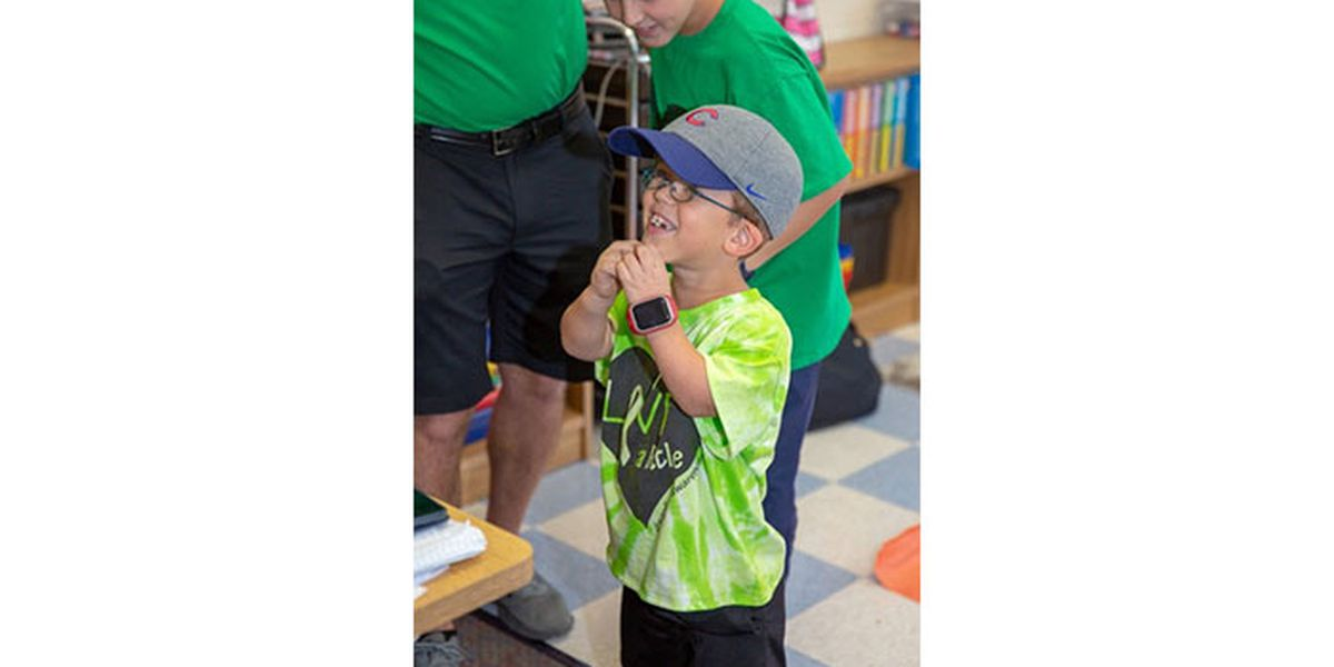 Dream On 3 surprises 9-year-old Concord boy with VIP sports dream