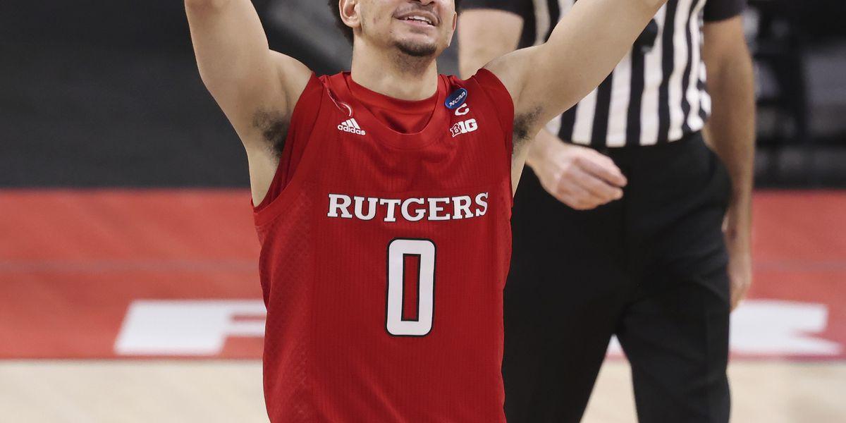 Geo Baker speaks loudly, lifts Rutgers past Clemson 60-56