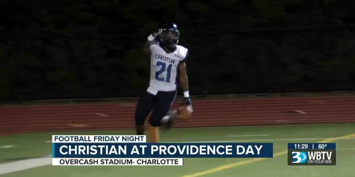 Christian at Providence Day