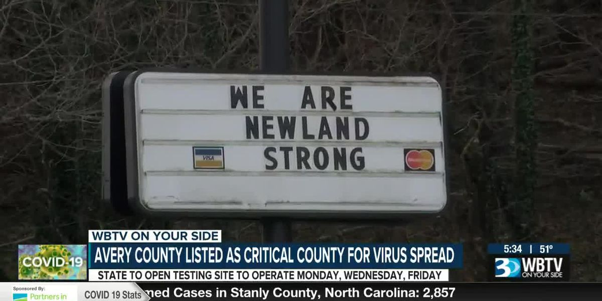 Avery County manager: Mask mandate is 'only defense right now' in fighting coronavirus