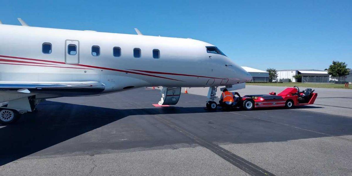 Concord-Padgett Regional Airport earns international business aircraft standard