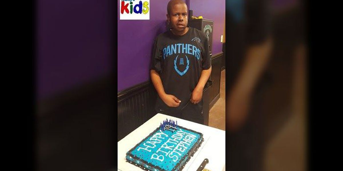 Molly's Kids: Salisbury teen fighting cancer 3rd time, celebrates his 19th birthday!
