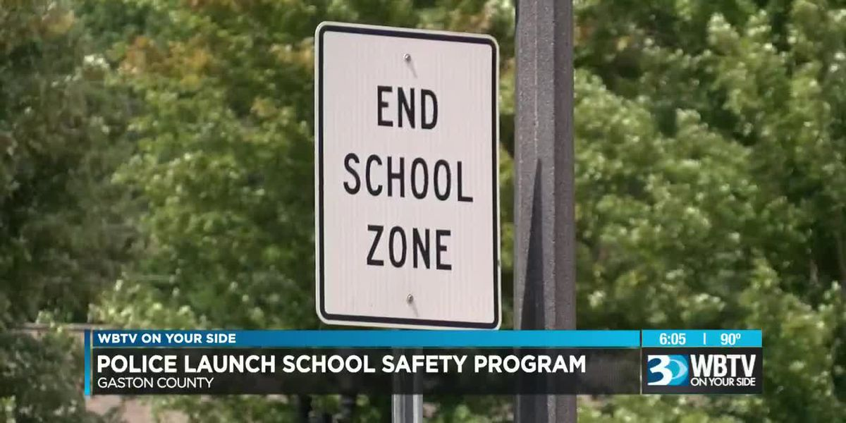 Gaston Police launch school safety program