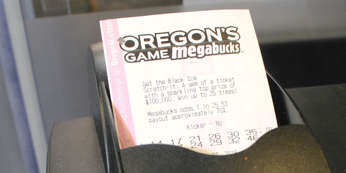 Oregon lottery winner survives cancer twice before claiming jackpot
