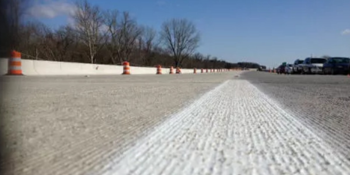 Bridge work means lanes closed on I-85 in Rowan County