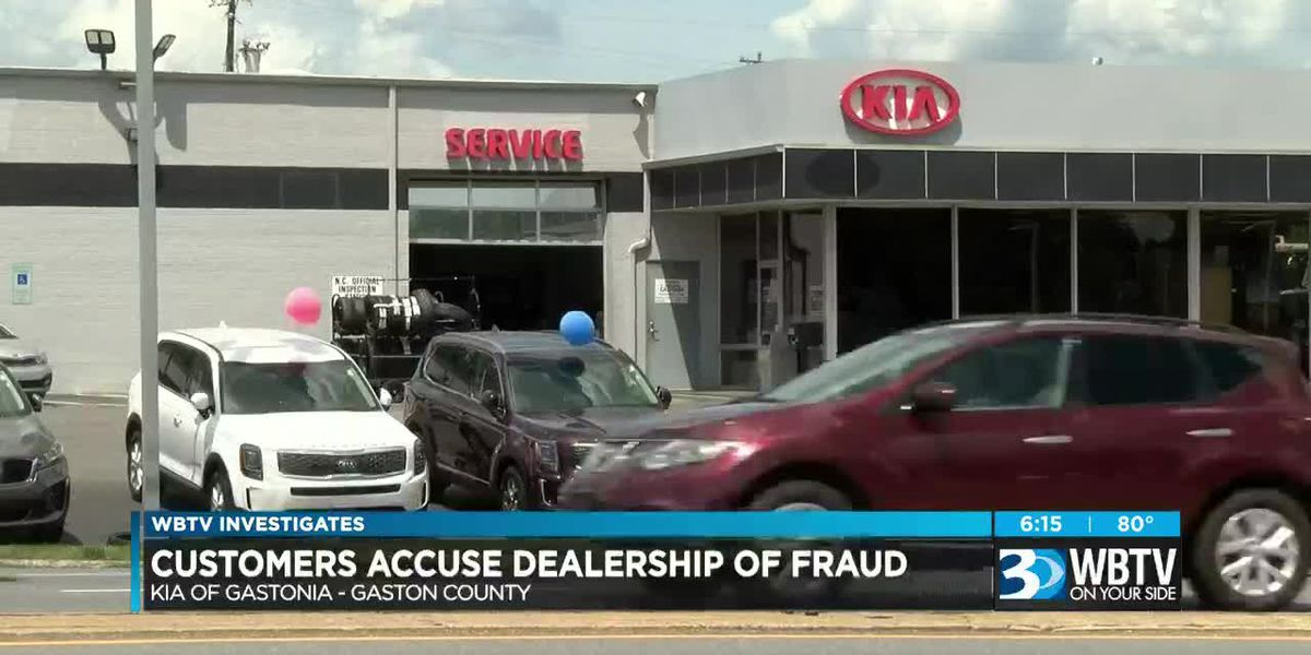 Customers accuse dealership of fraud
