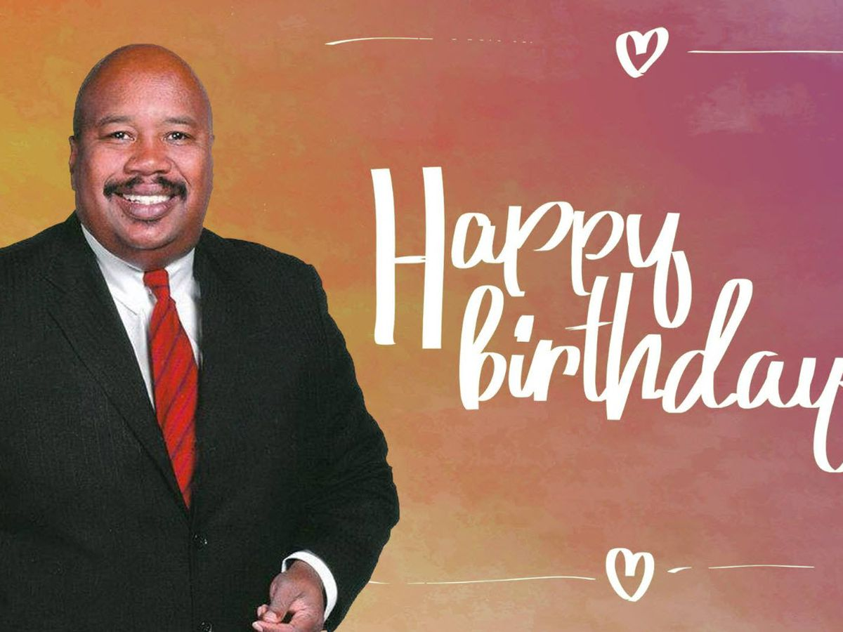 WBTV wishes a very Happy Birthday to veteran reporter Steve Crump