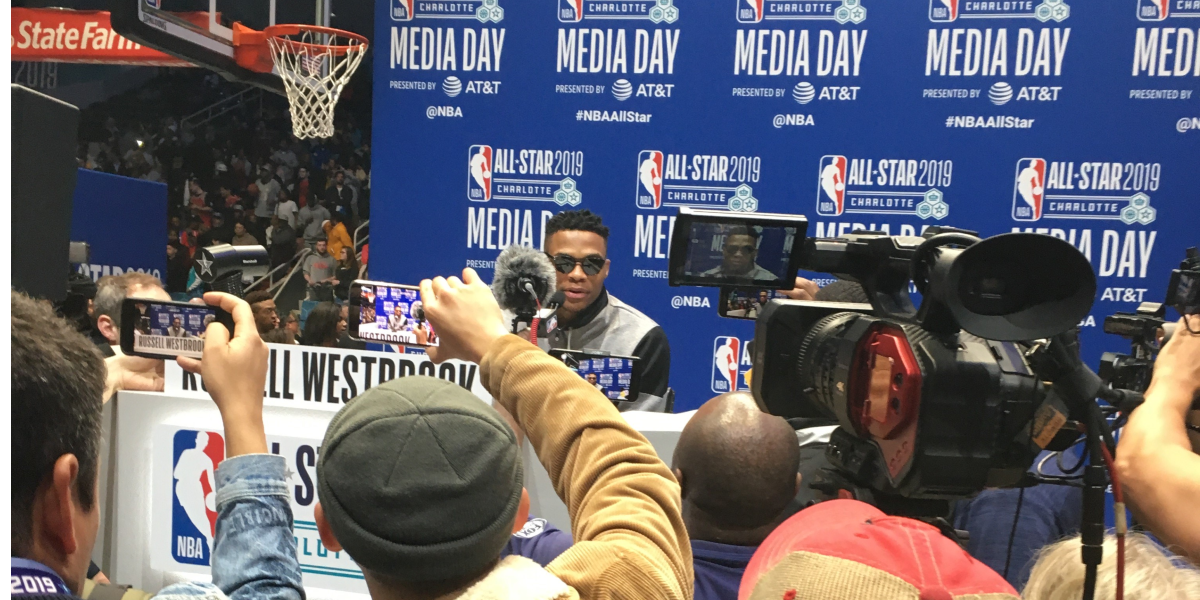 NBA's Russell Westbrook helps to donate 4.2M masks, PPE to medical workers in African American communities