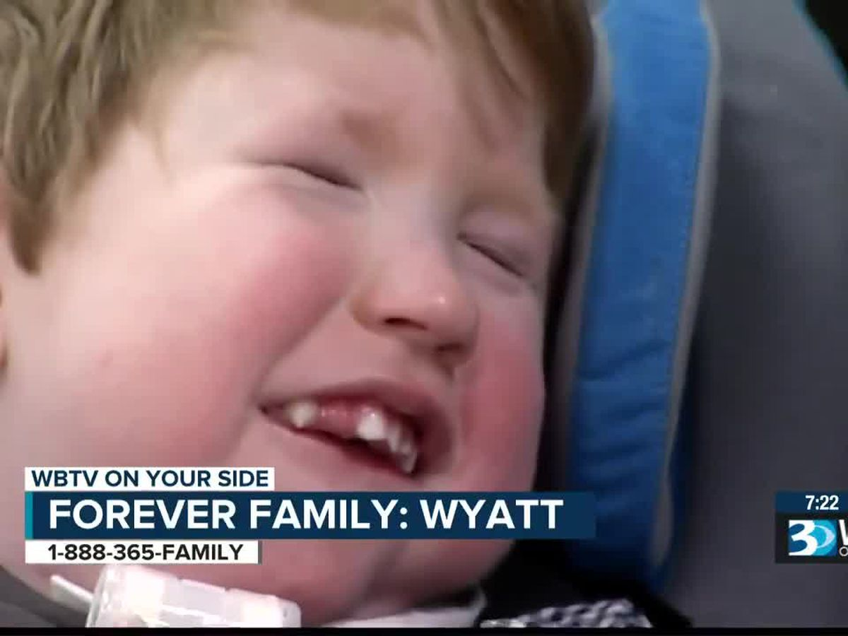 Forever Family: Meet Wyatt