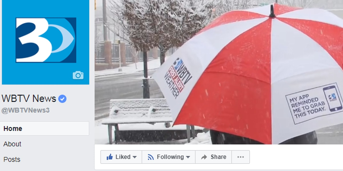 See the local news and weather you trust first in your News Feed
