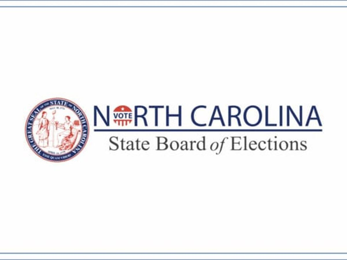 Former unaffiliated voter back on election board as Democrat