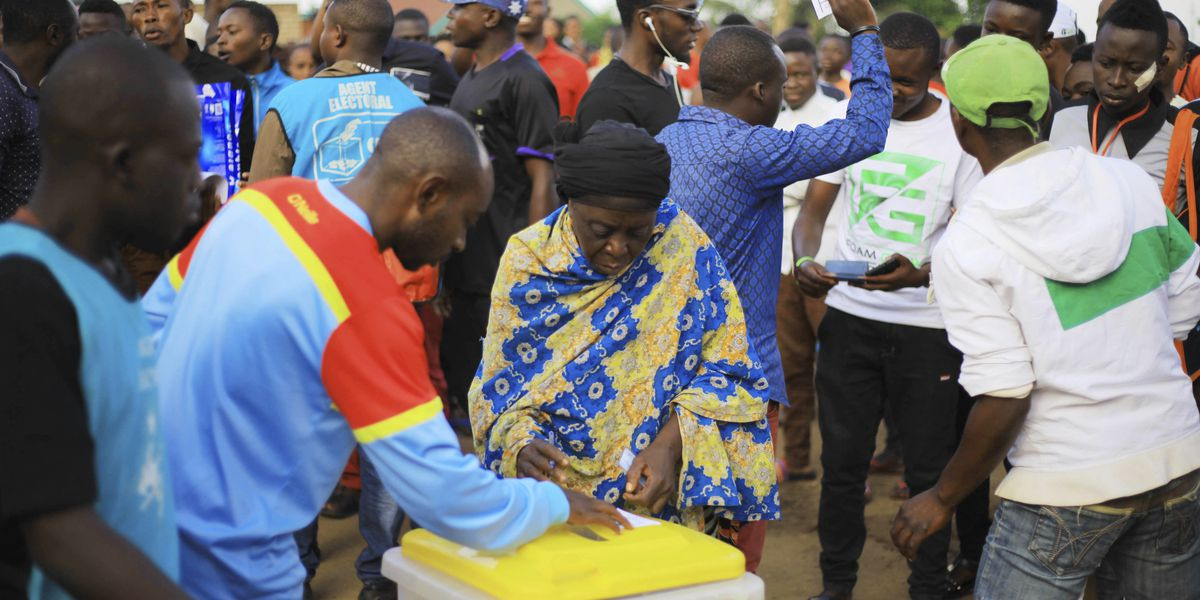 Congo voters barred over Ebola vote anyway, by the thousands