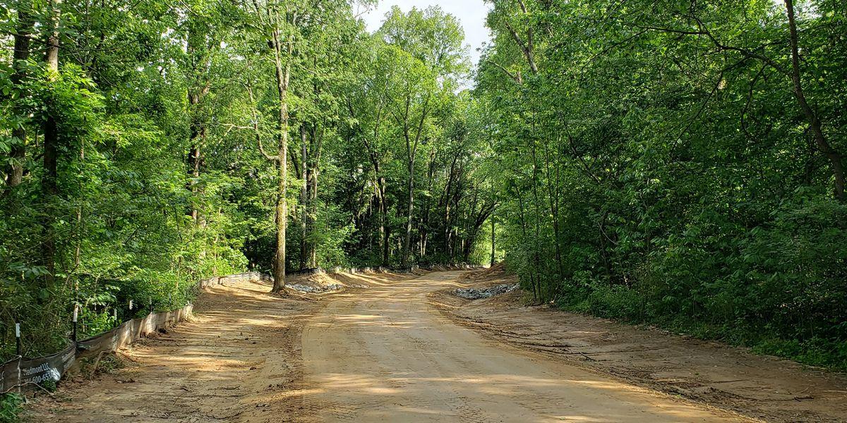 Progress on Irish Buffalo Creek Greenway continues in Kannapolis