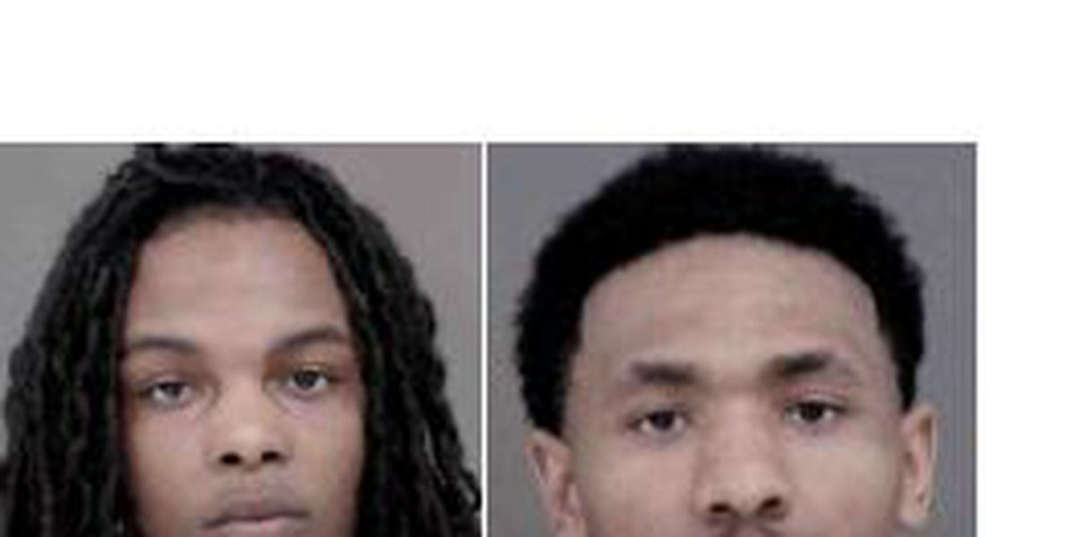 Police arrest two suspects connected with Dilworth home break-ins