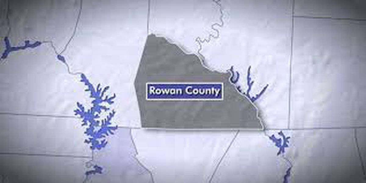 Pedestrian stuck and killed in Rowan County