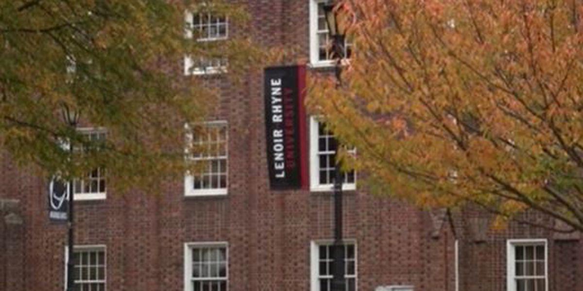 Lenoir Rhyne University moving everything on line as coronavirus surges off campus