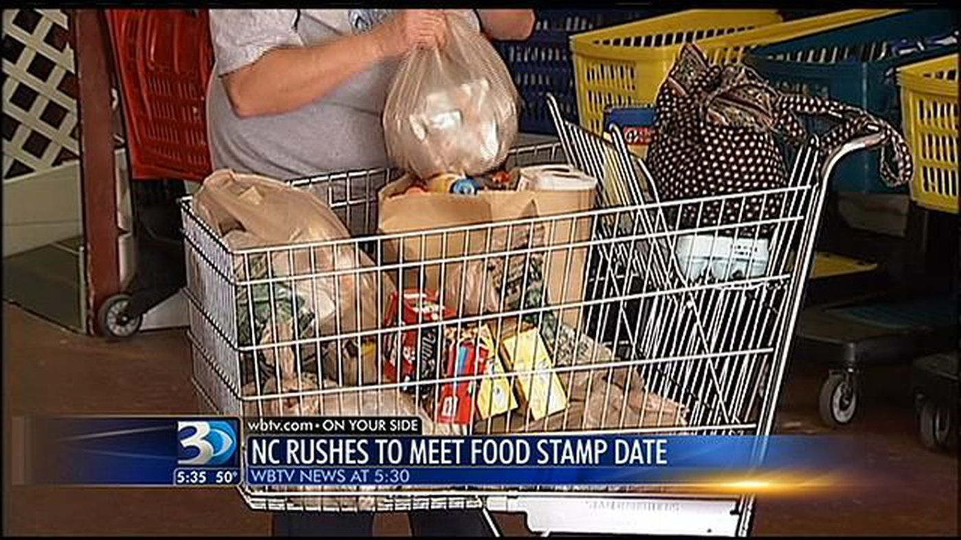 DHHS to work on food stamp deadline through weekend