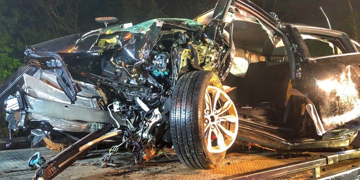 One killed, two injured in crash on I-77 NB in Huntersville