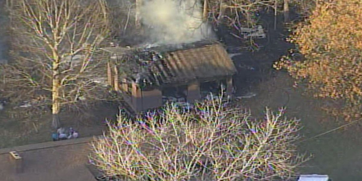 Fire Marshal: Woman killed while burning leaves at Burke County home