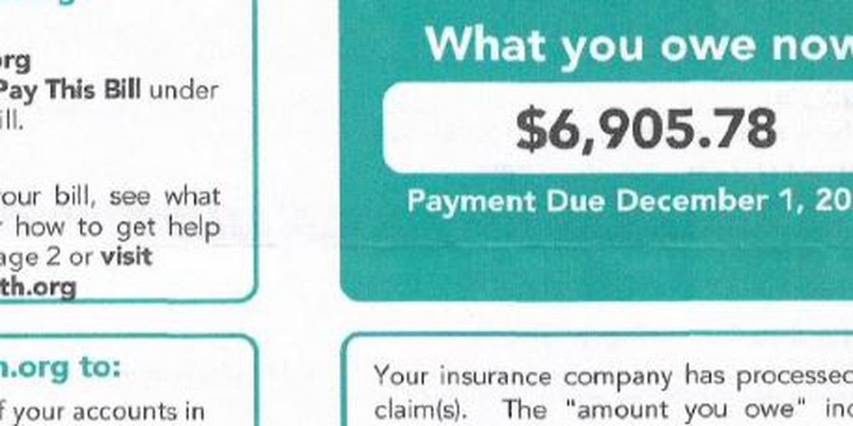 Local couple fights $6,000 bill, thought medical procedure was covered by insurance
