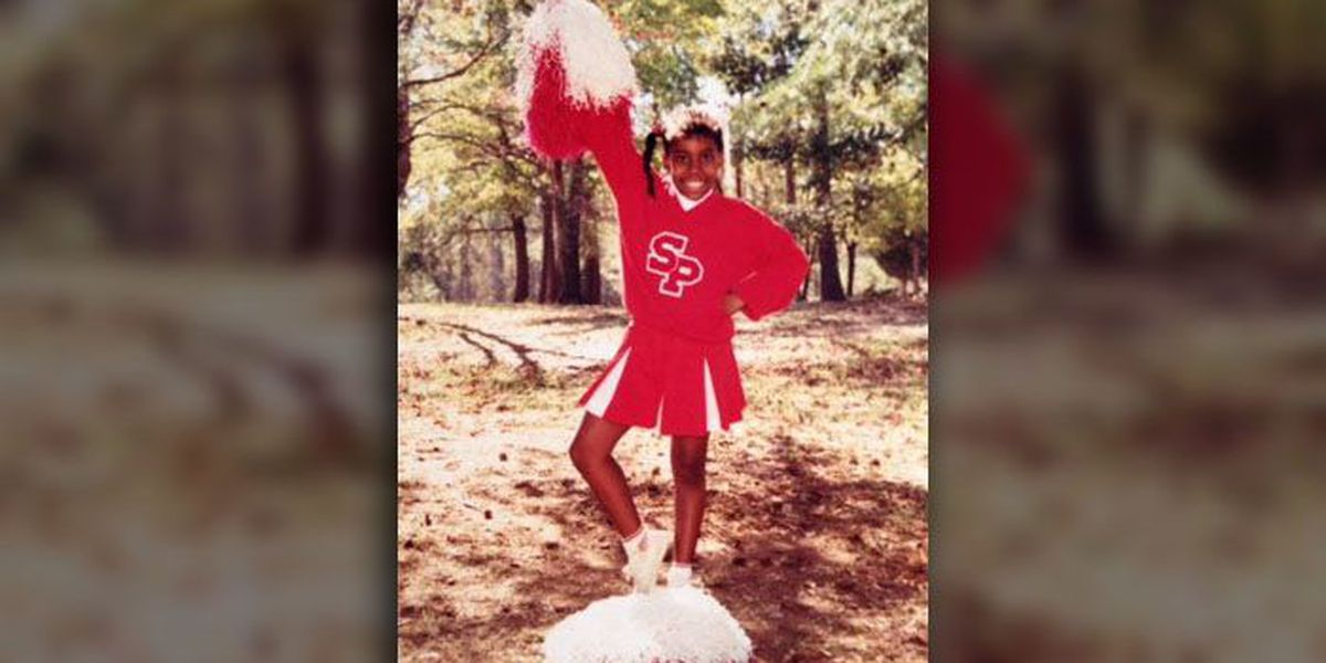 WBTV Secrets: Brigida Mack the cheerleader