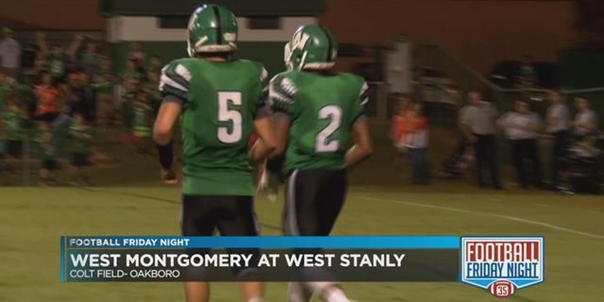 West Montgomery at West Stanly