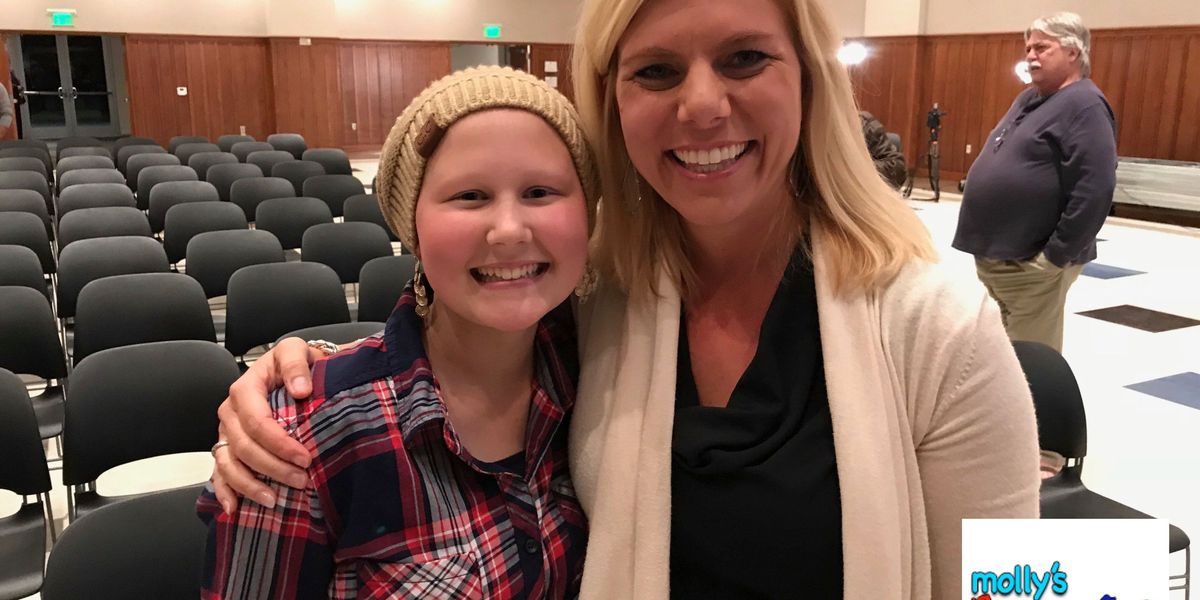 Molly's Kids: Union County teen's cancer is back - for a third time