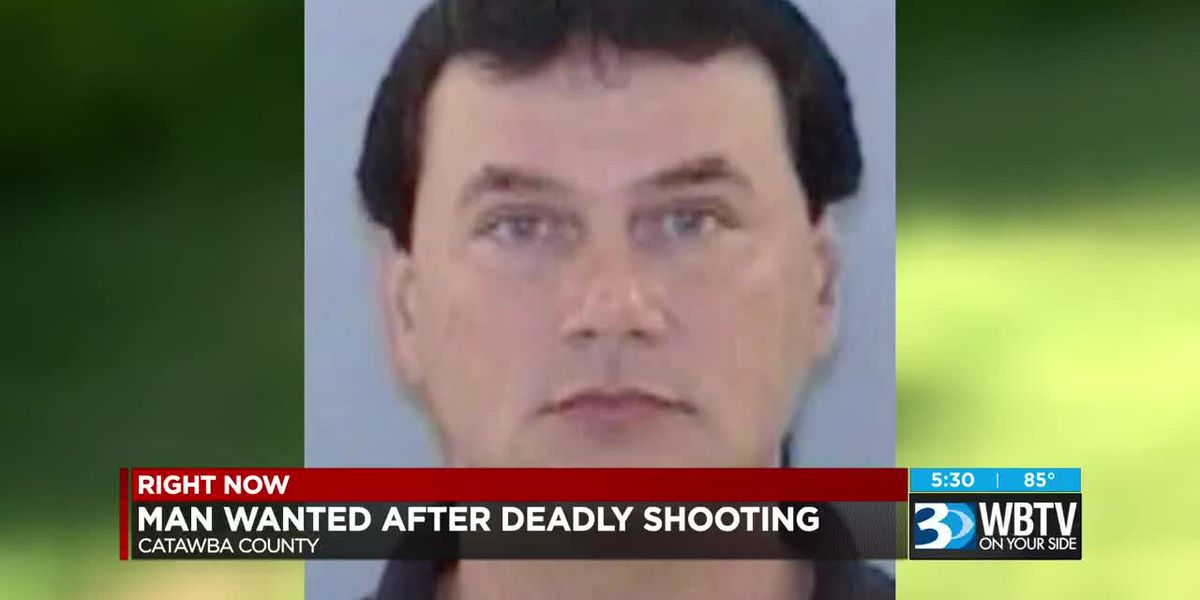 'Armed and dangerous' man being sought in deadly Catawba County shooting