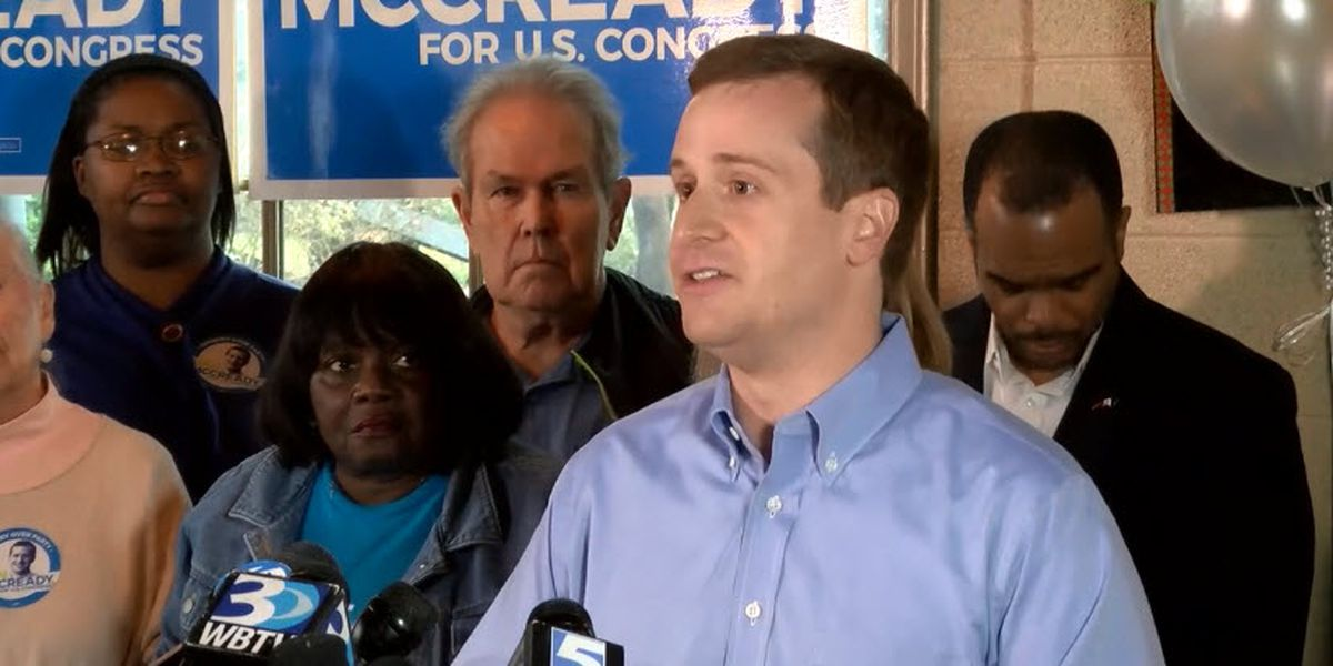 Democrat Dan McCready running for special election in NC09