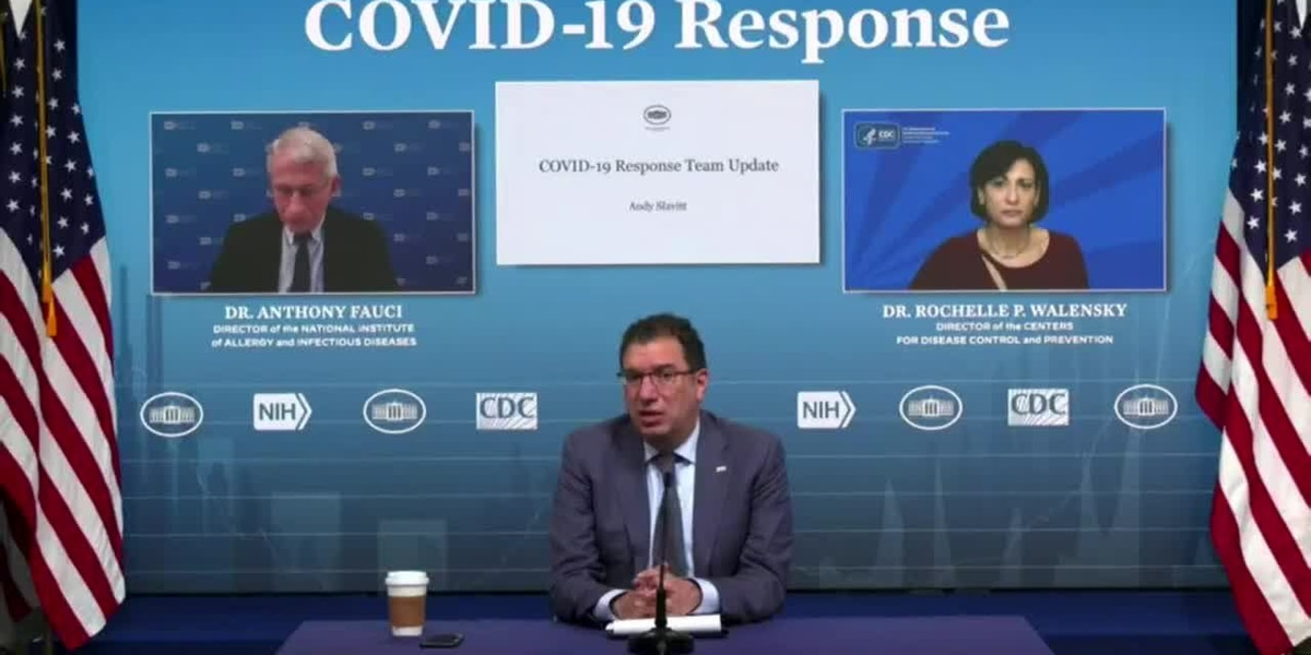 LIVE: White House COVID-19 response team hosts briefing following J&J vaccine 'pause'