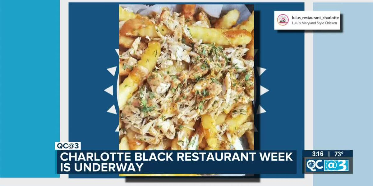 Charlotte Black Restaurant Week Is Underway