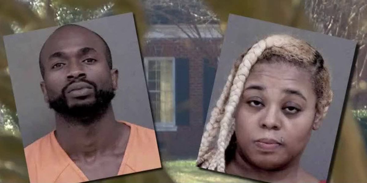 Couple arrested after squatting in multi-million dollar mansion, claim allegiance to 'Moorish Nation'