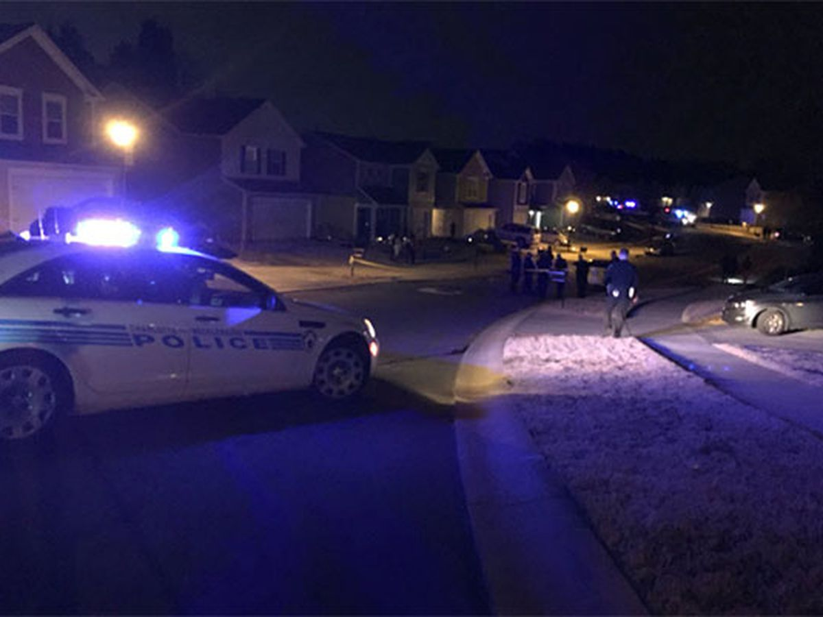 Man killed in north Charlotte following string of car break-ins, shooting
