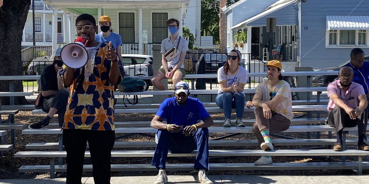 Charleston activists call for reparations, pushing city to release racial equity report