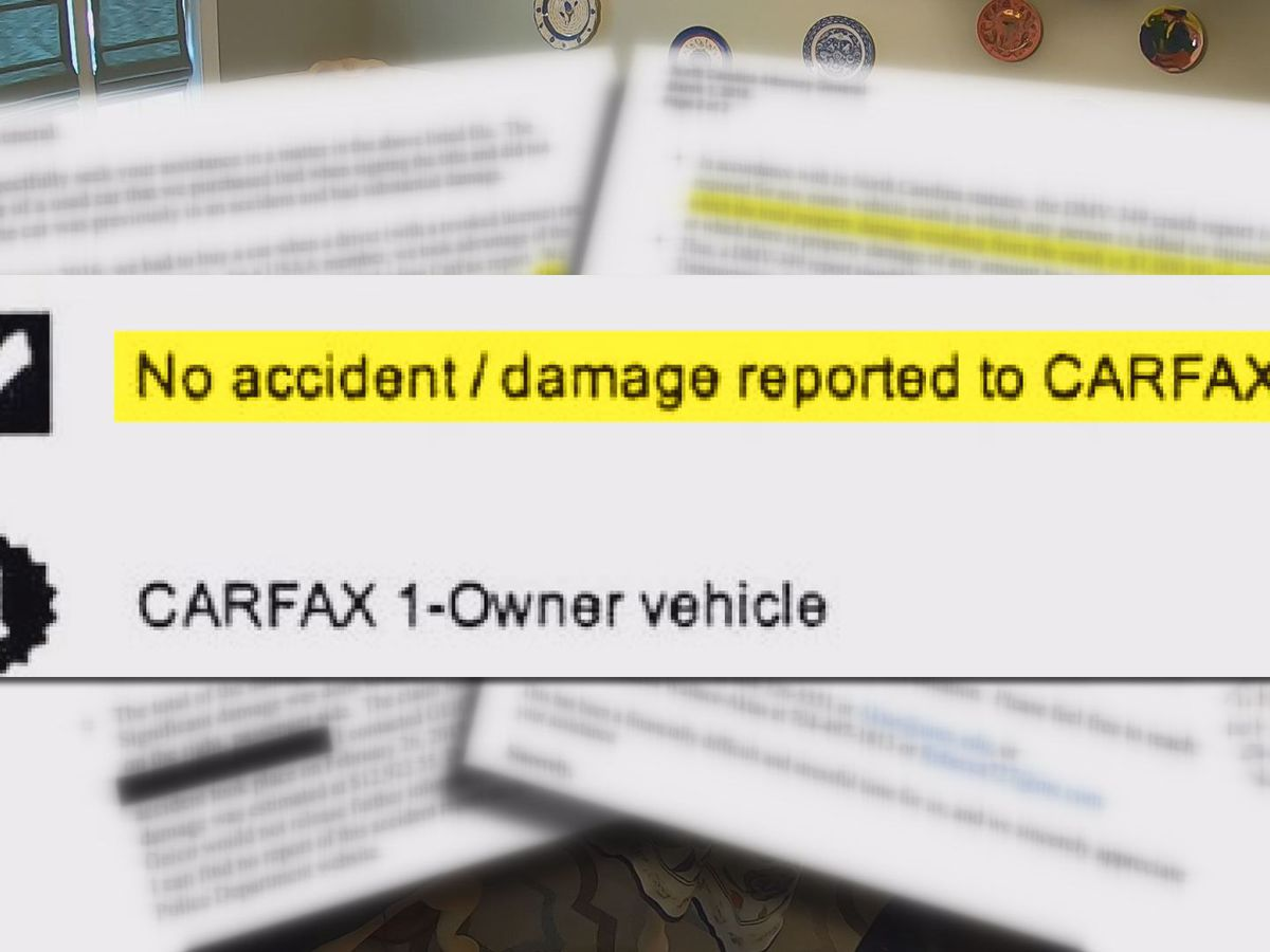 CARFAX customers say company's incomplete vehicle reports cost them thousands of dollars