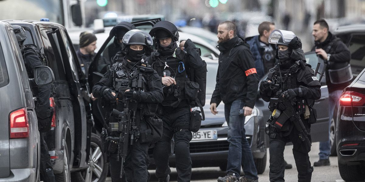 The Latest: French police step up hunt for Strasbourg gunman