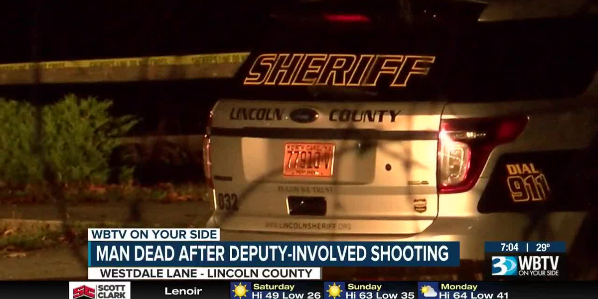 Lincoln County Officer-Involved Shooting
