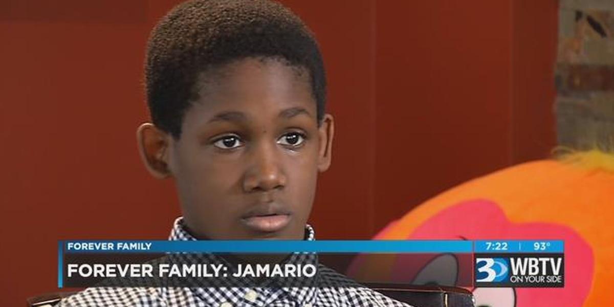 Forever Family: Jamario