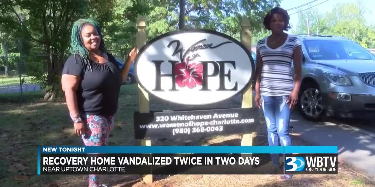 Thieves break into women's recovery home twice in one weekend