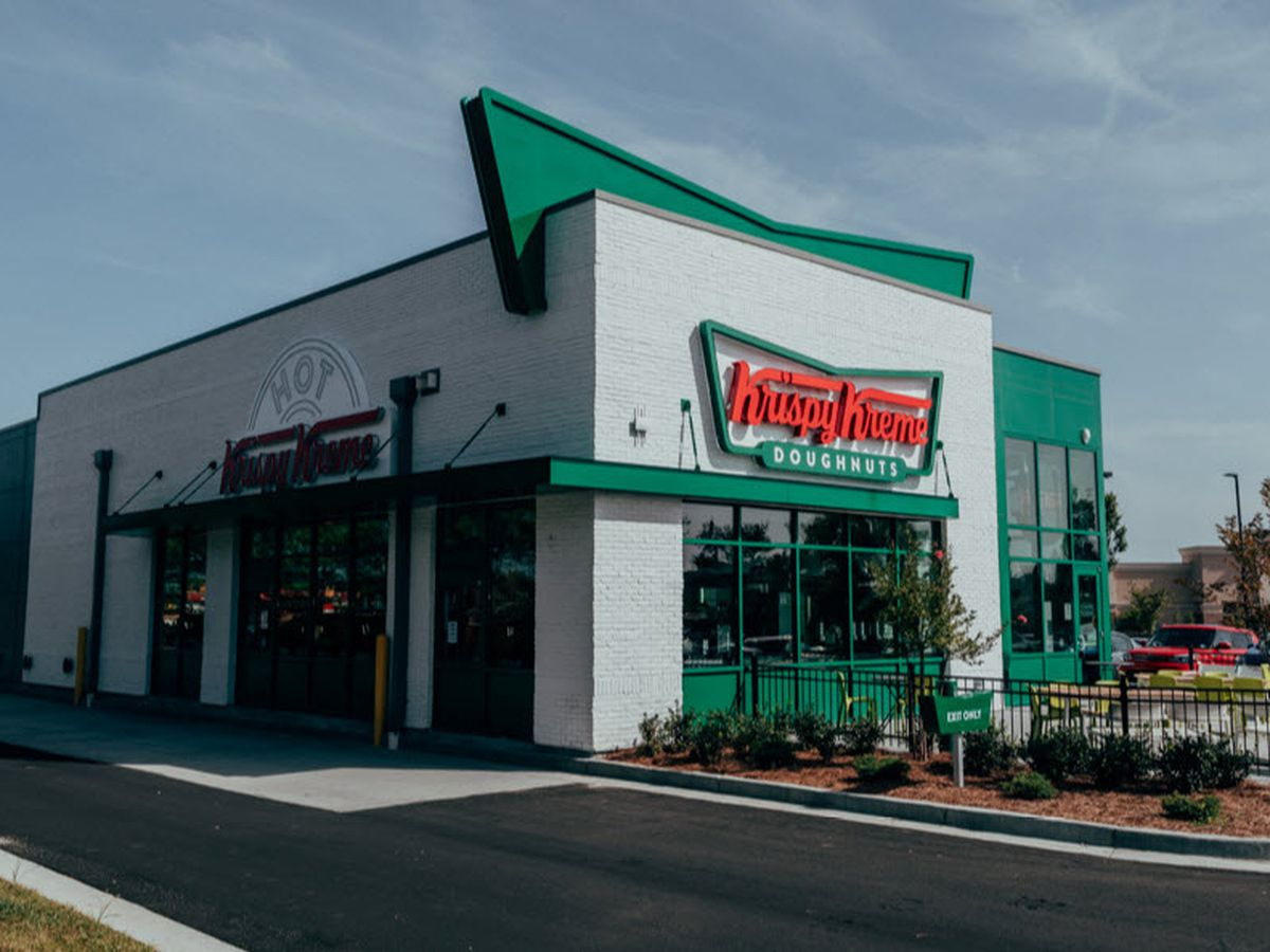 Krispy Kreme teases 'new tasty treats' for Grand Opening of Concord store