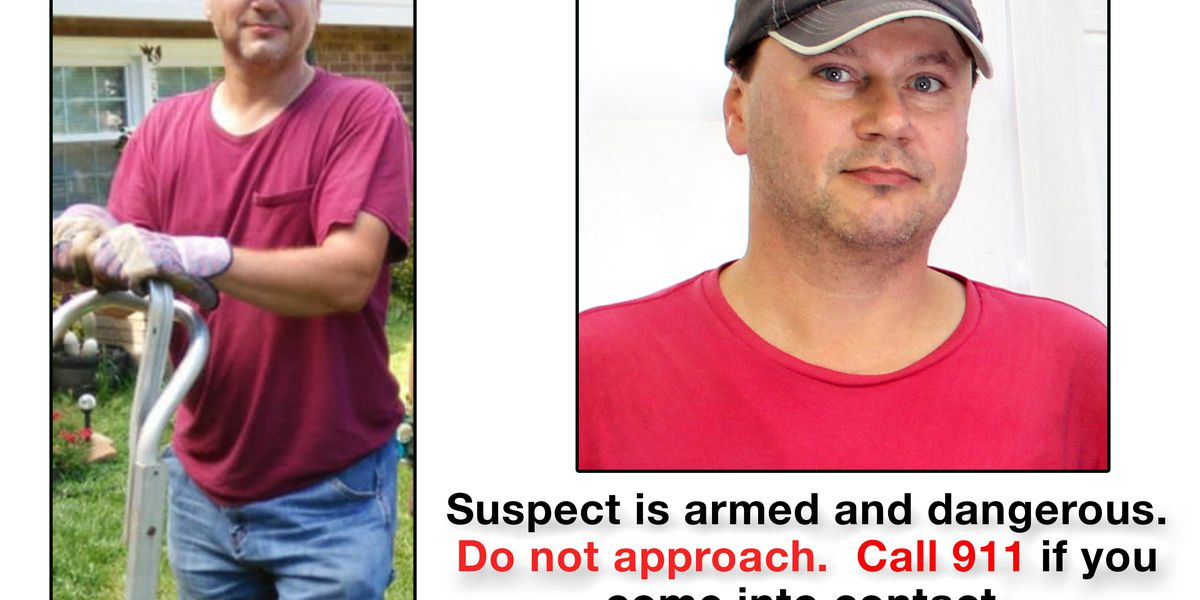 'Armed and dangerous' man wanted in deadly Catawba Co. shooting in custody
