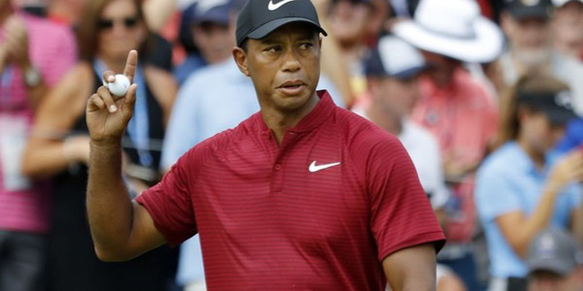 10 (mostly bad) things that happened to Tiger Woods since his last major win in 2008