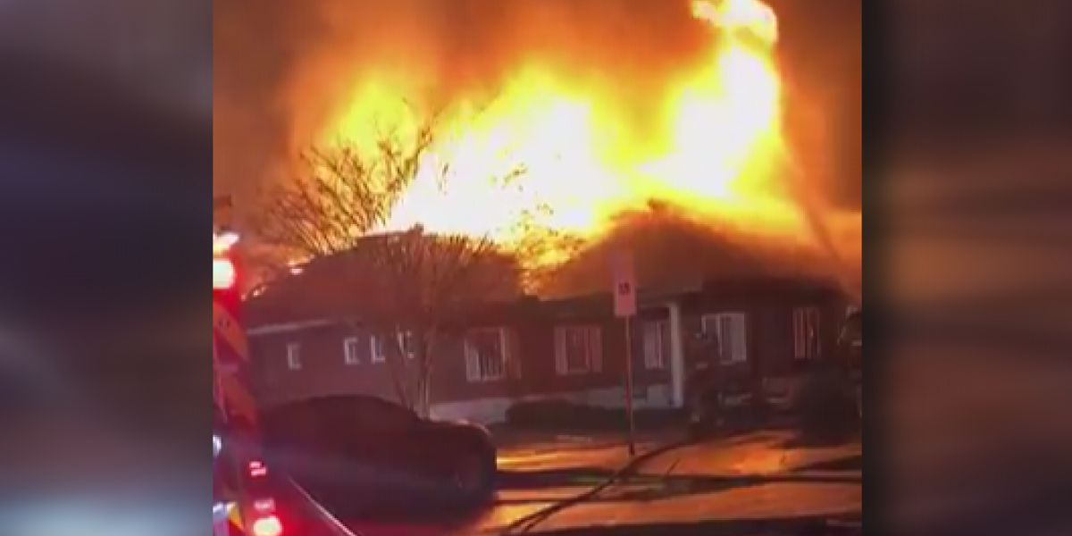 Non-profit focused on helping runaway kids ruined in massive fire, seeking donations from Gastonia community