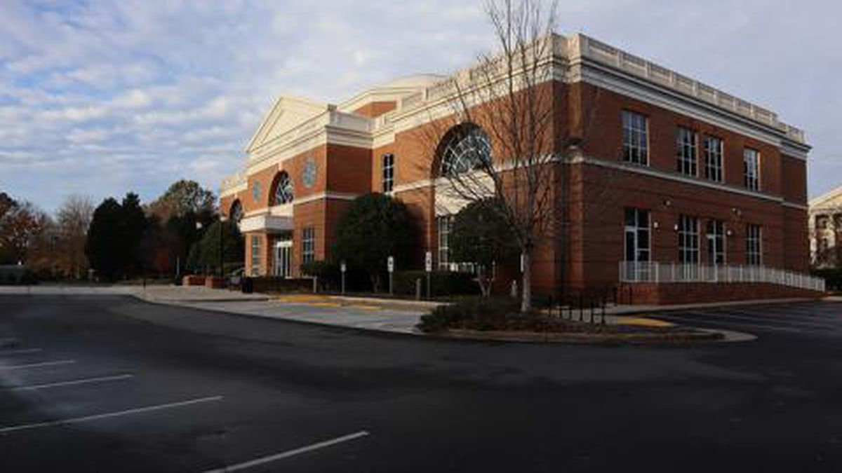 Charlotte library removes name of white supremacist from branch