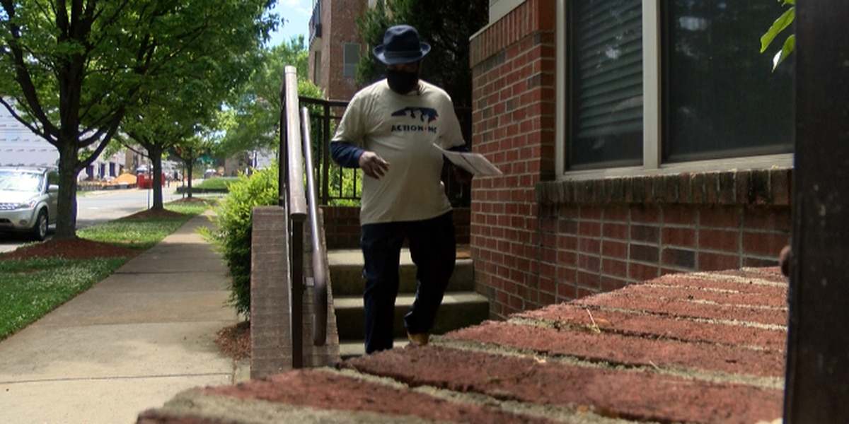 'Do you have any questions about vaccinations?': Action NC goes door-to-door in east Charlotte