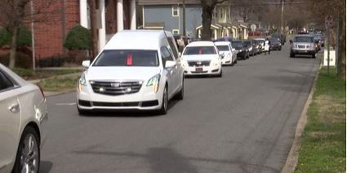 Youngest Charlotte mayoral candidate Joel Odom celebrated, laid to rest